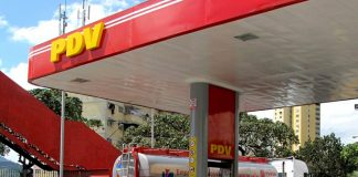 combustible Pdvsa