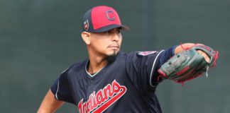 pitcher Carrasco