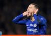 Hazard chelsea real madrid