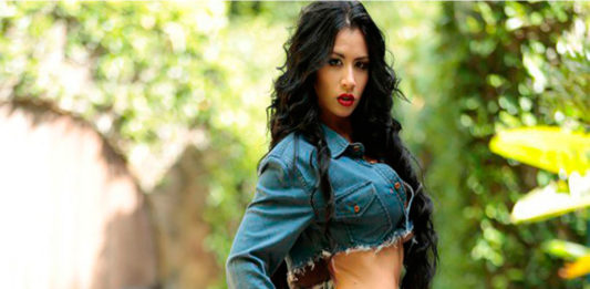 Diosa Canales baile