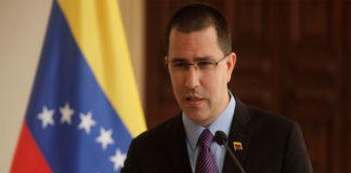 Arreaza intento de golpe