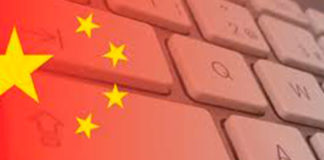 China limpieza internet