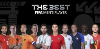 FIFA candidatos The Best