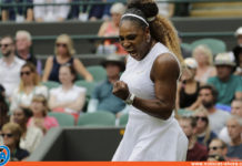 Serena Williams cuartos de final