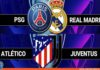 Real Madrid Atlético Madrid