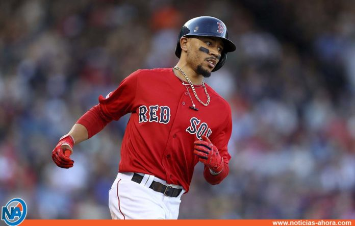 Boston Mookie Betts Dodgers - Noticias Ahora