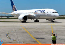 United Airlines transporta vacuna Pfizer - NA